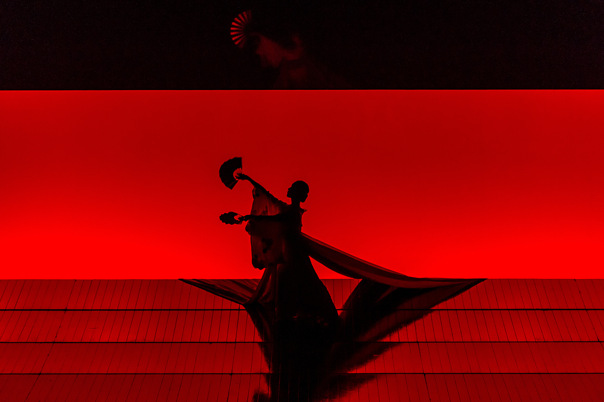 Win a private box for English National Opera's production of Madam Butterfly