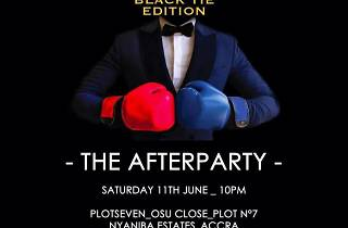 VIP Fight Night After Party.