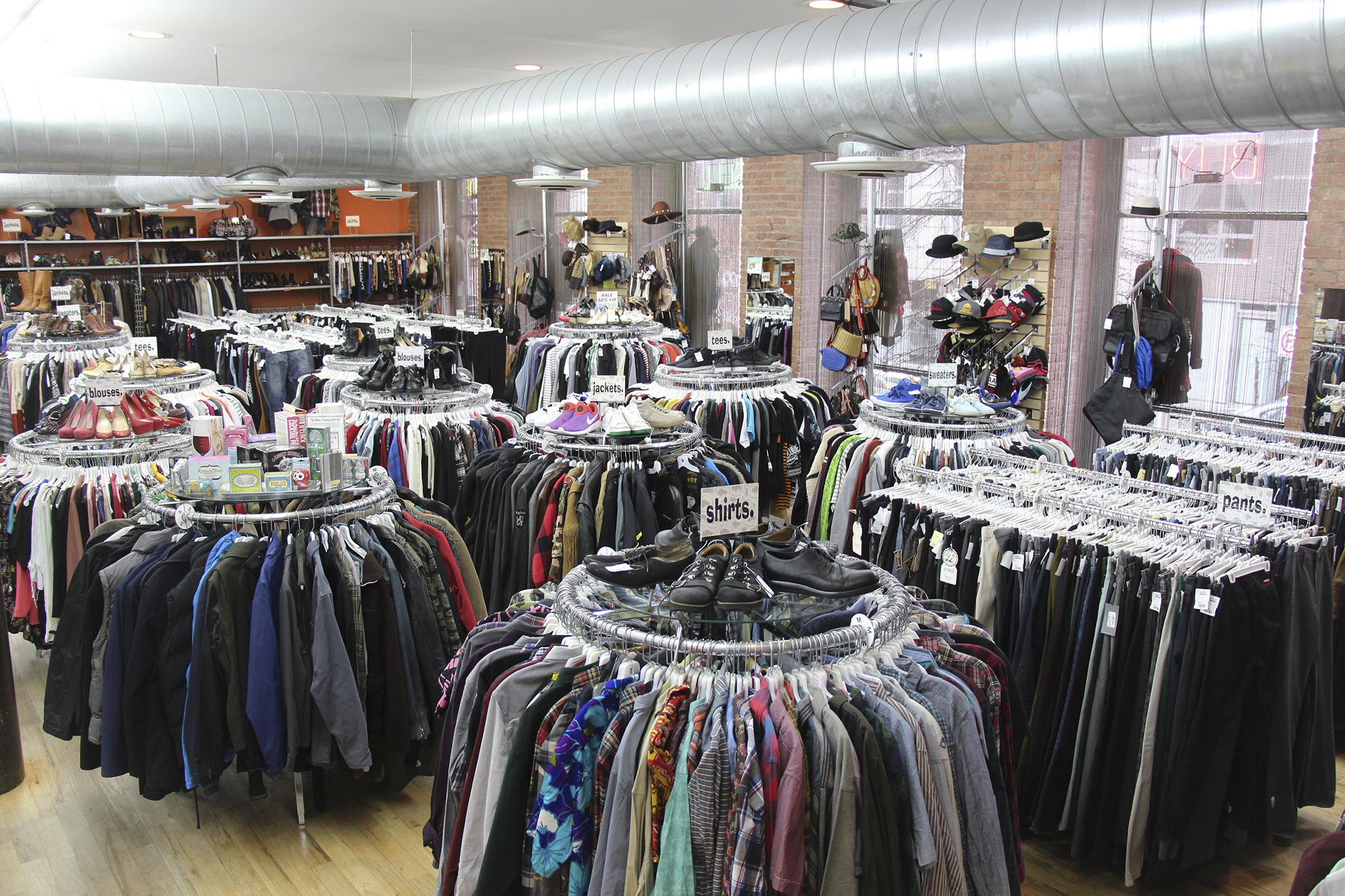 Hot clothing stores in new york