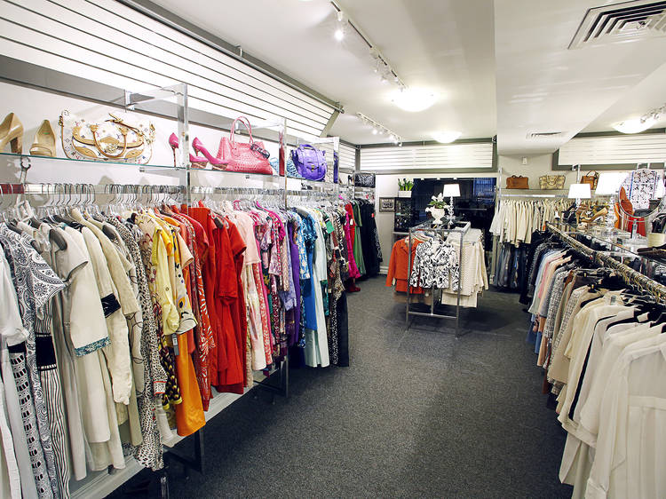 Check out the best consignment shops NYC has to offer