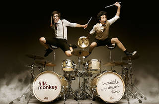 Fills Monkey - The Incredible Drum Show