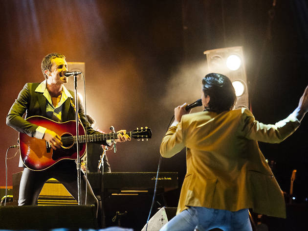 The Last Shadow Puppets, Primavera Sound 2016