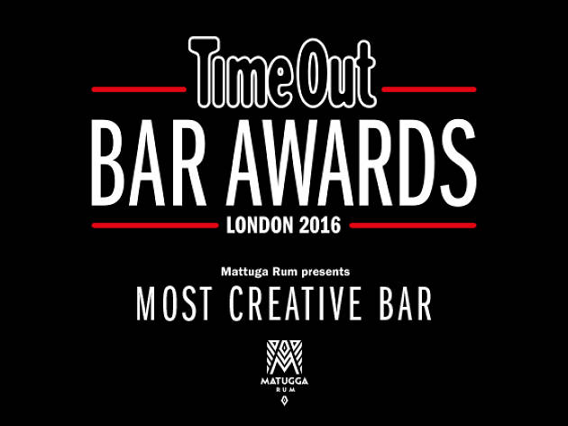 time out london bar awards, most creative bar