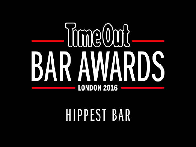 Time Out london bar awards, hippest bar