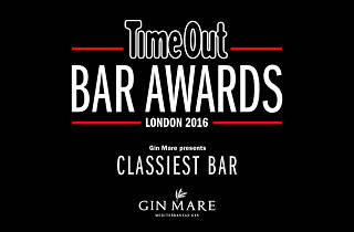 time out london bar awards, classiest bar