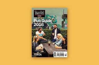Sydney Pub Guide 2016