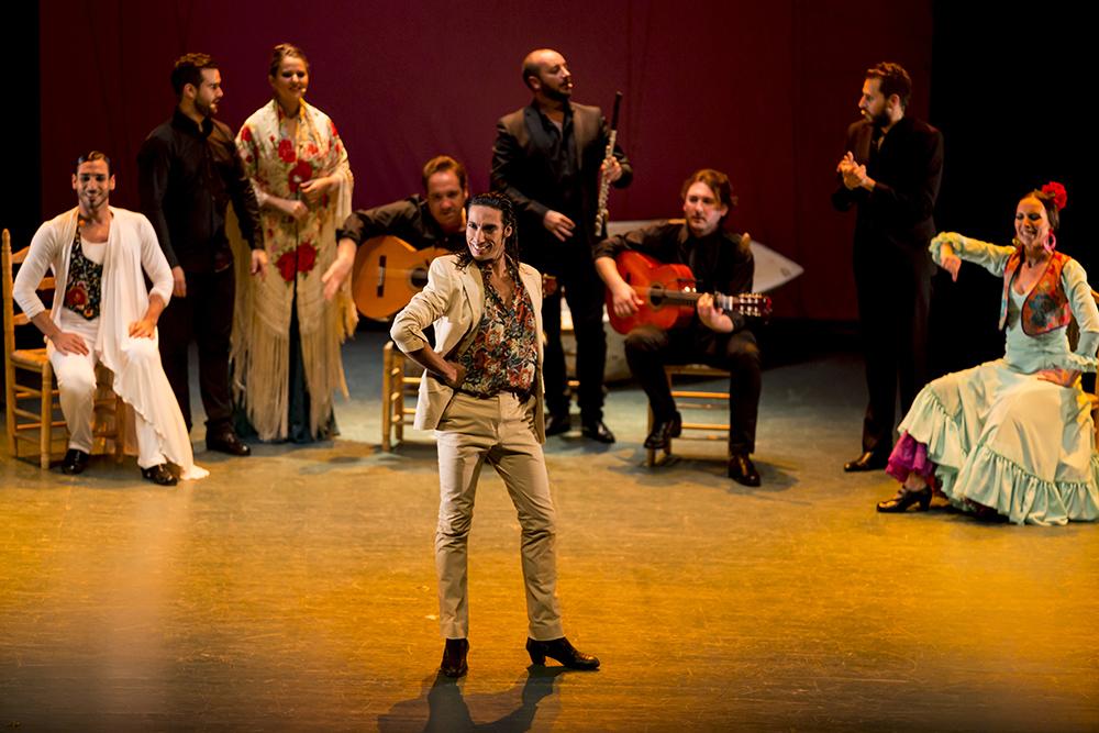 48 Voll-Damm Festival Internacional de Jazz de Barcelona: Las Minas Puerto Flamenco
