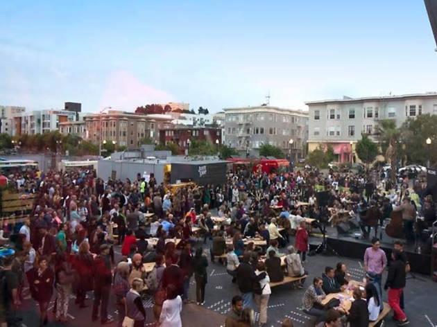 San Francisco Jazz Festival Kick Off Party