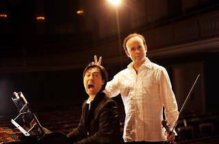 Igudesman & Joo with Hong Kong Sinfonietta: Upbeat