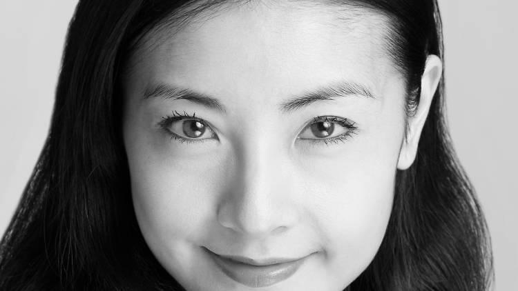 Portrait Shot of Tan Yuan Yuan