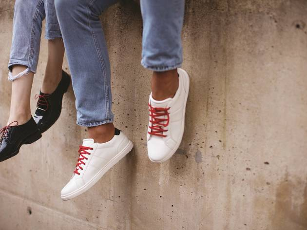 Duyarlı ayakkabı bağı: UNDO