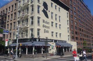 Photograph: Baker Street Pub