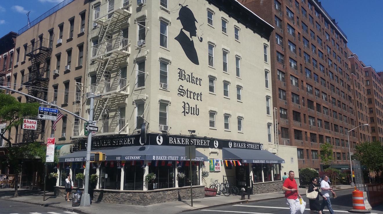 Baker Street Pub