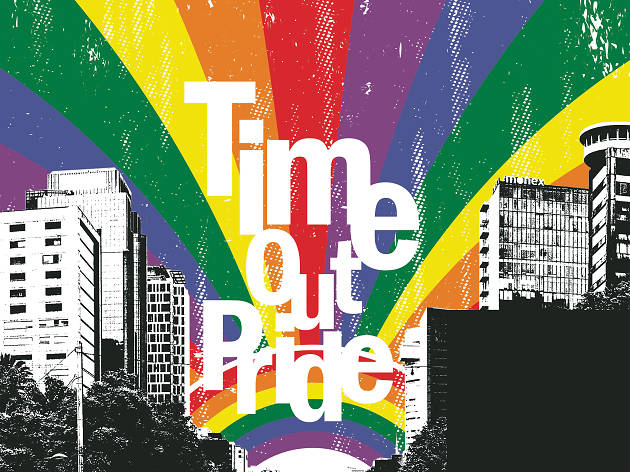 Time Out Pride
