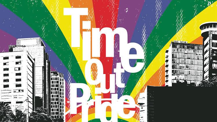 Time Out Pride, fiesta del orgullo LGBTTTI de Time Out México