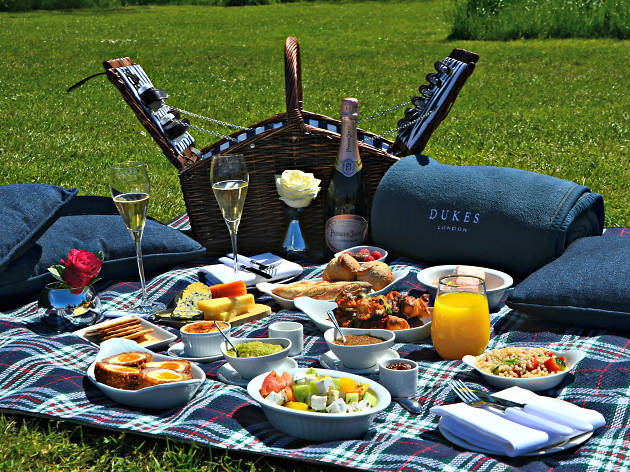 London's best picnic hampers