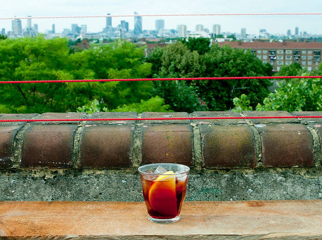 London's best rooftop bars