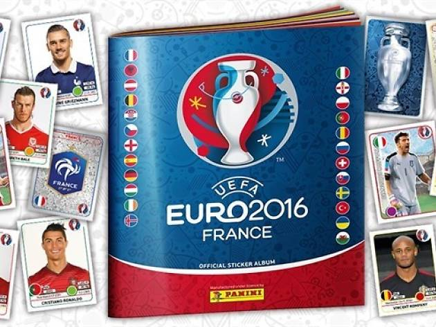 Euro2016 Panini