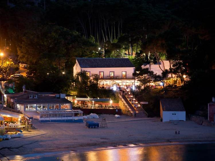 Mar i Vent Restaurant Beach Club