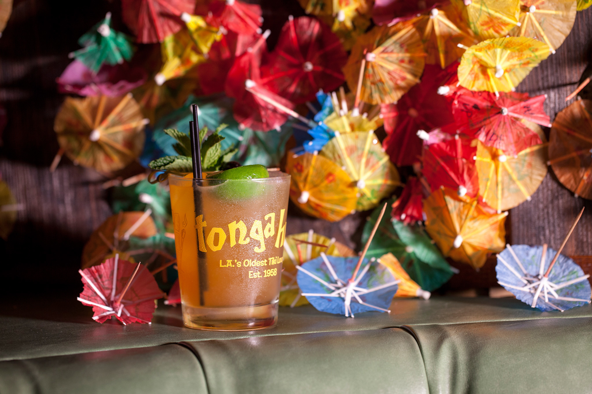 Tonga Hut tiki takeover at General Lee's