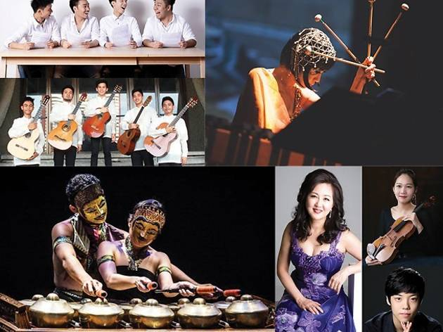 George Town Festival: AGA Performances (Asian Gems in the Arts)