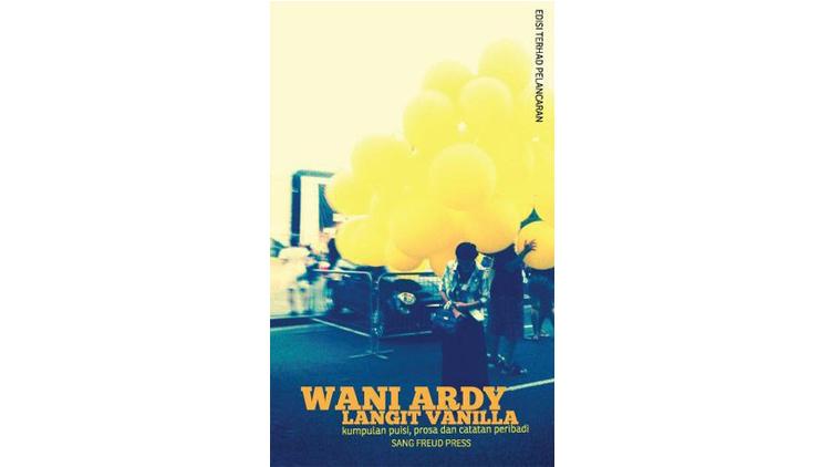 'Langit Vanilla' by Wani Ardy