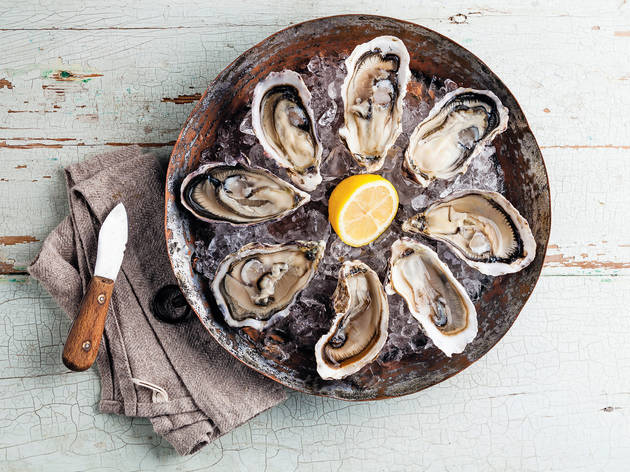 Oyster, Craft Beer & Barbecue!