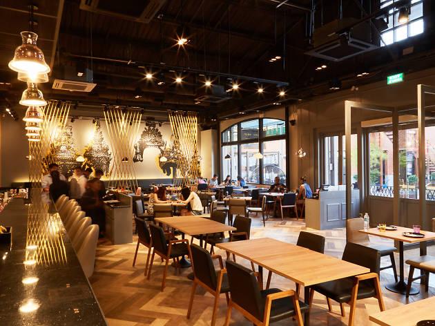 Osha Cafe 06