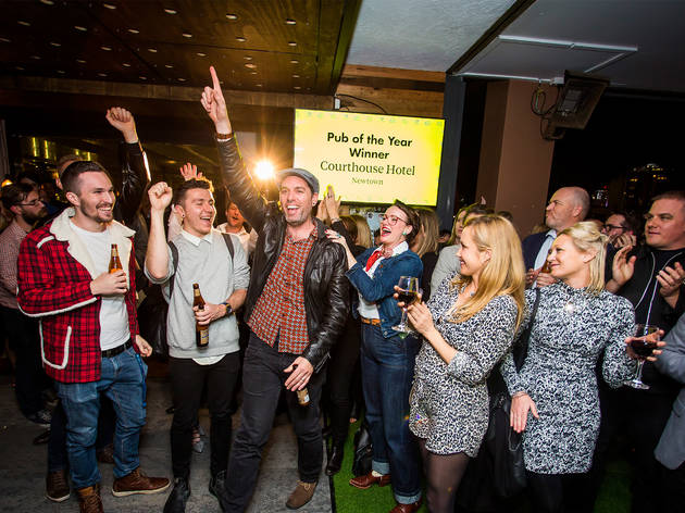 Win tickets to the Time Out Pub Awards