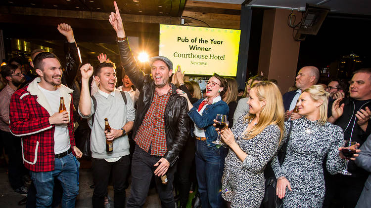 Winners at the Time Out Pub Awards 2016, Beer DeLuxe
