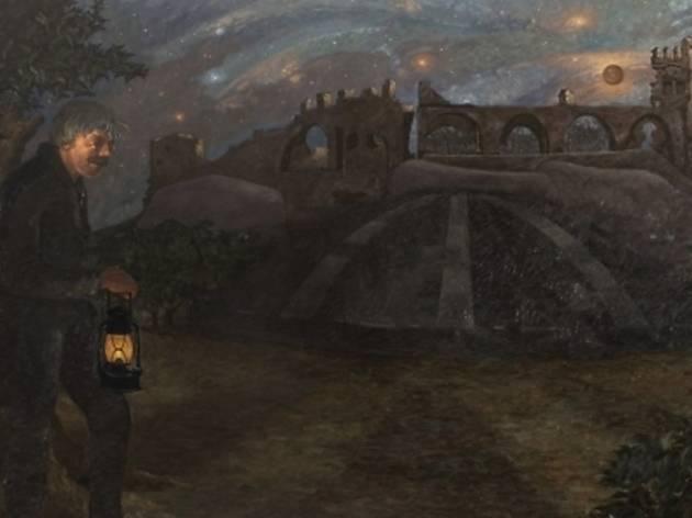 Zamanın Dışında -  Ay'ın Altında