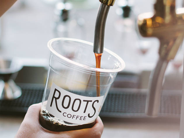 Roots Coffee Roaster 02