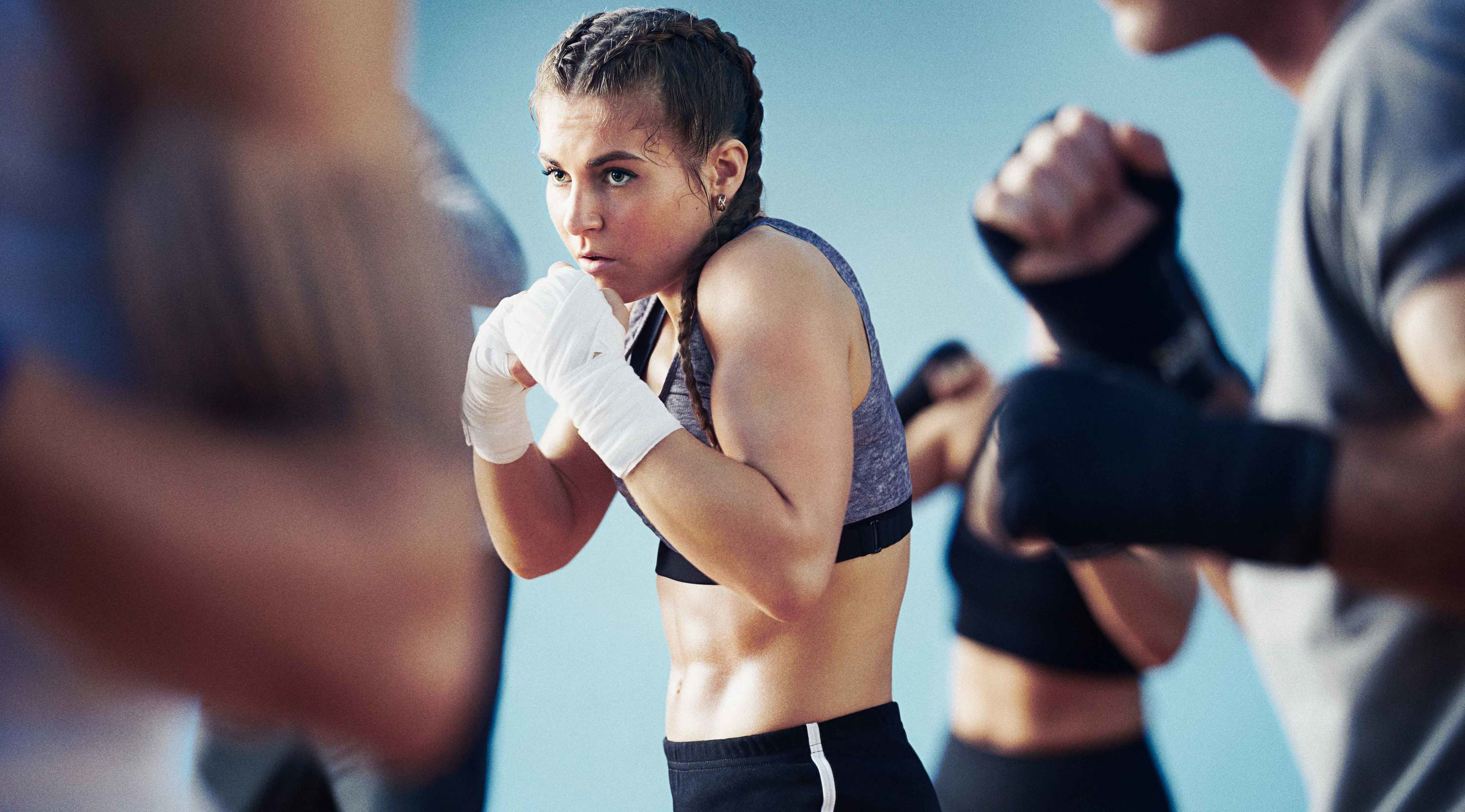 The best boxing classes in London,  boxing bootcamp at Equinox