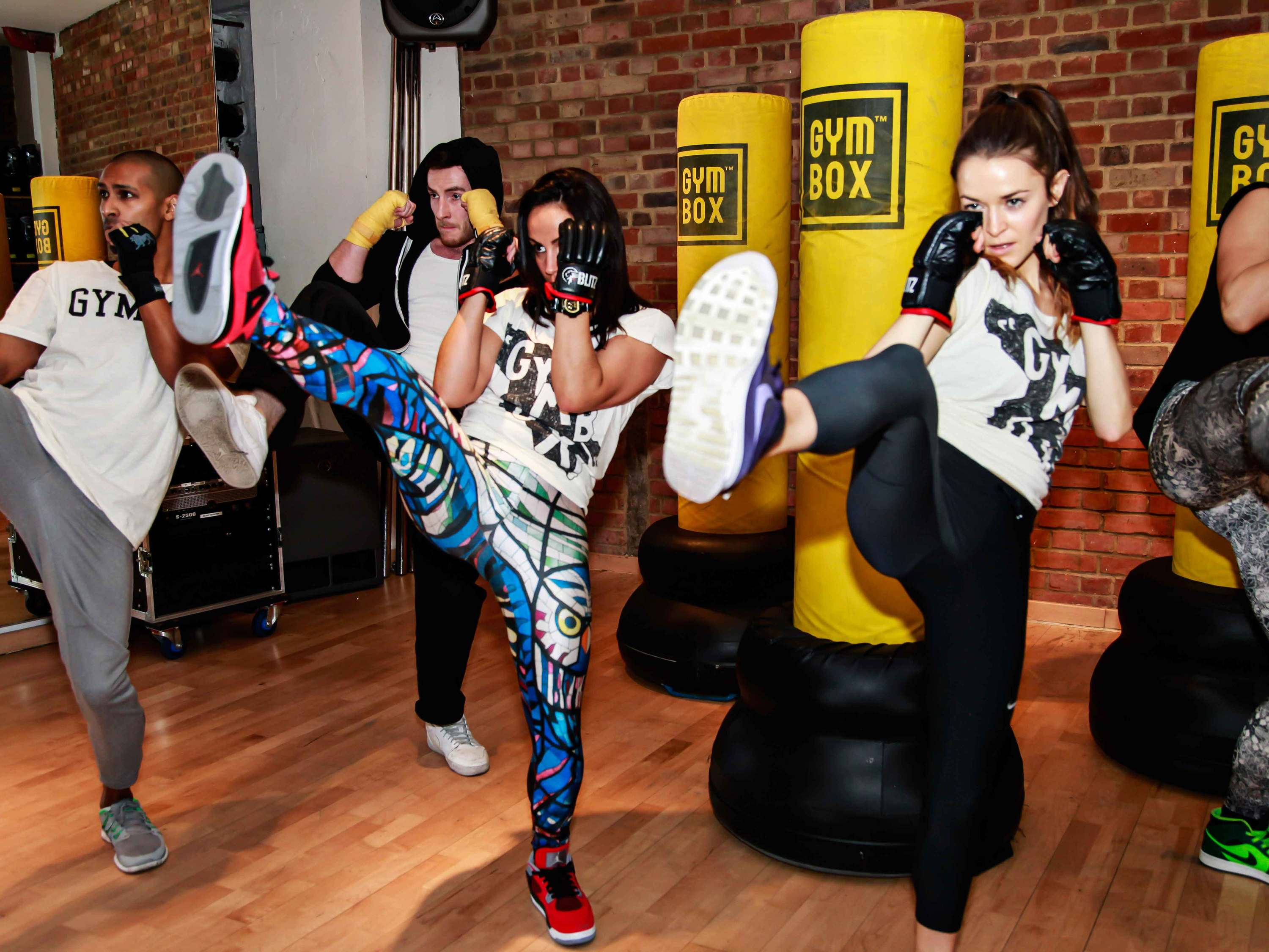 The best boxing classes in London, Fightklub, Gymbox