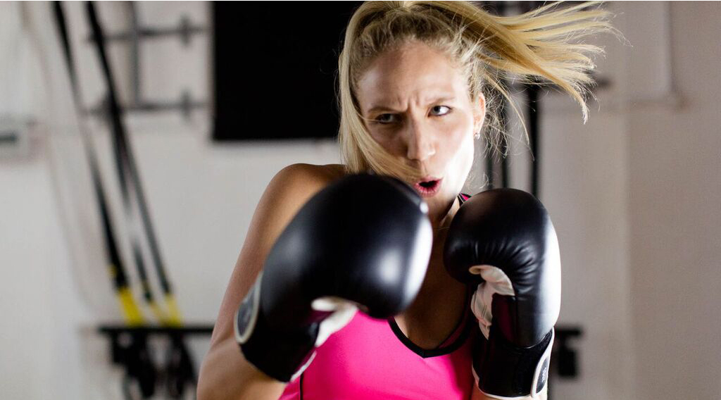 The best boxing classes in London, punch and pad at frame