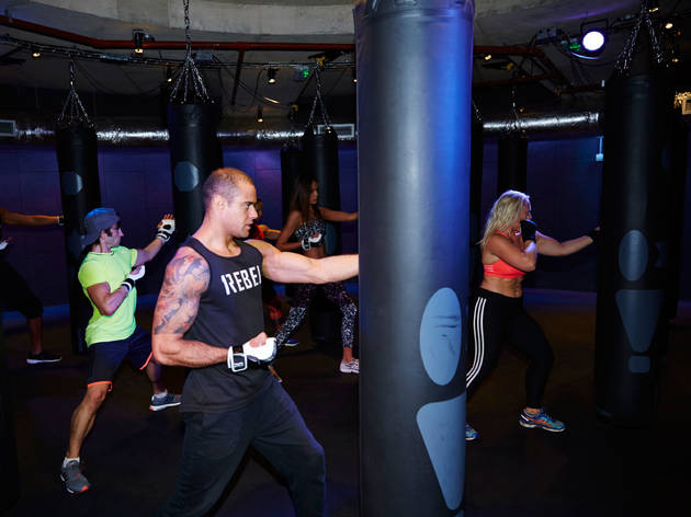 Six unusual boxing classes you should try this January