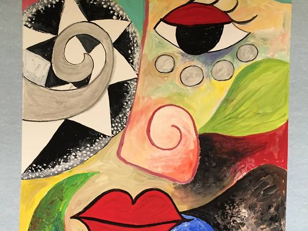 "Lilamani Benson's ""Language of Colour"""