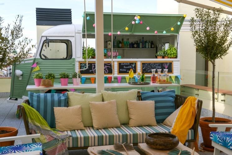 5 nuevas terrazas que lo van a petar este verano en madrid for Cine las terrazas