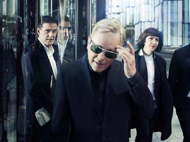 Sónar 2016: New Order + Fatboy Slim + Skepta + Mura Masa...