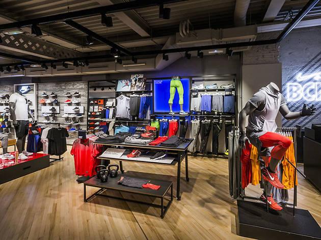 8 noves botigues d'esport per passar-hi tot un dia