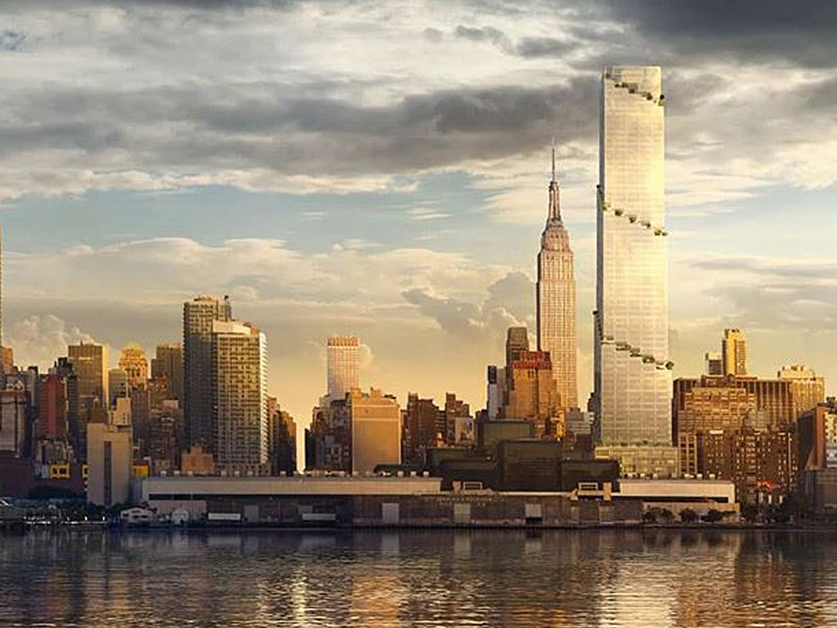 10 buildings that will change the new york city skyline by 2021