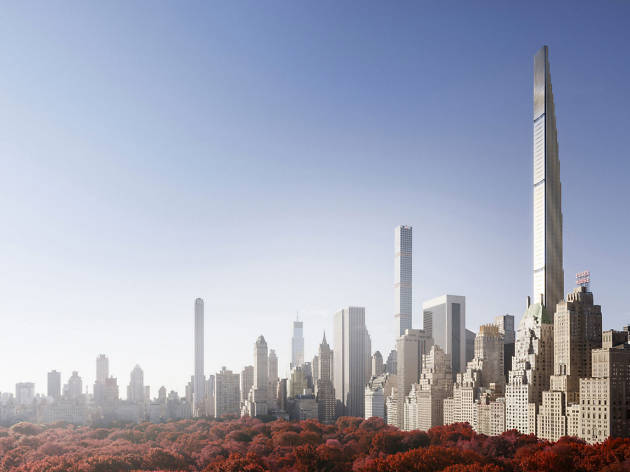 10 buildings that will change New York's skyline by 2021