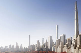 10 buildings that will change New York's skyline by 2021: 111 West 57th Street