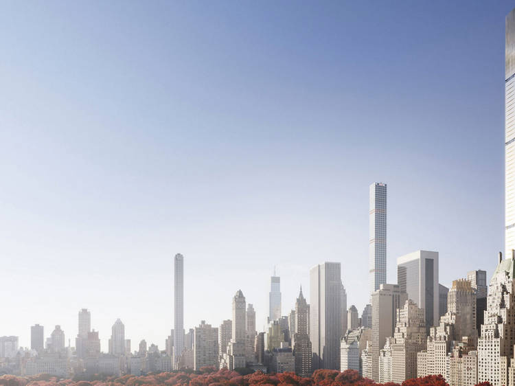 Here are 10 buildings that will change New York's skyline by 2021