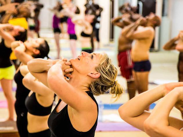 The best hot yoga and bikram in London, sohot bikram yoga