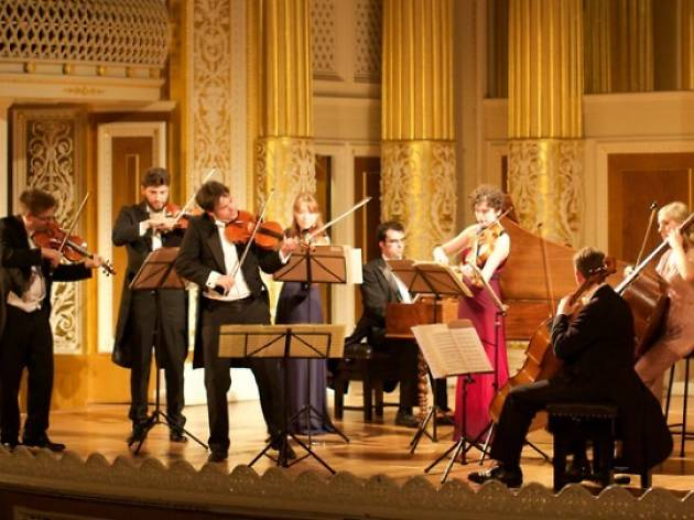 An evening with the London Concertante
