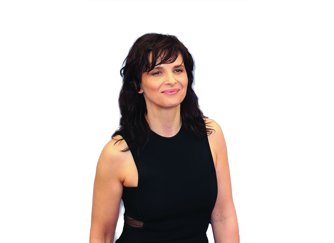 Interview: Juliette Binoche