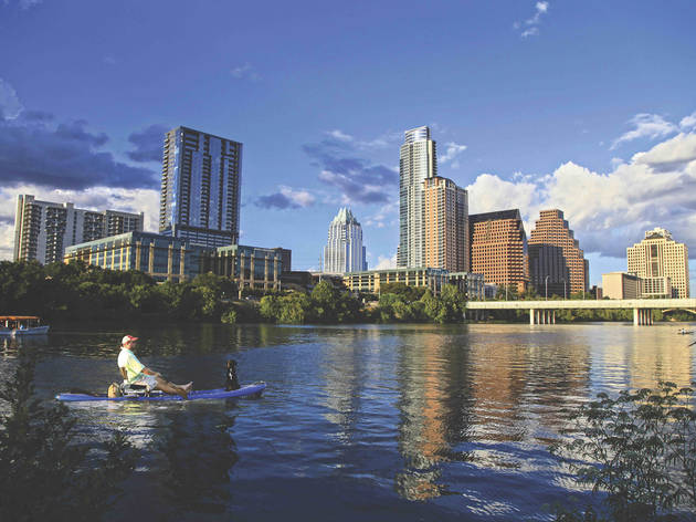 Travel to Austin, Texas