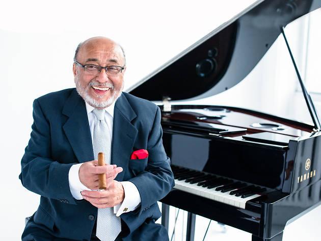 Portrait of Eddie Palmieri