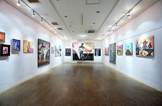 Masashi Ozawa exhibition MUSICAL MOOD 20161